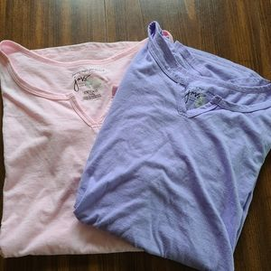 JUST  MY  SIZE  16W. T- SHIRTS  2  PACK